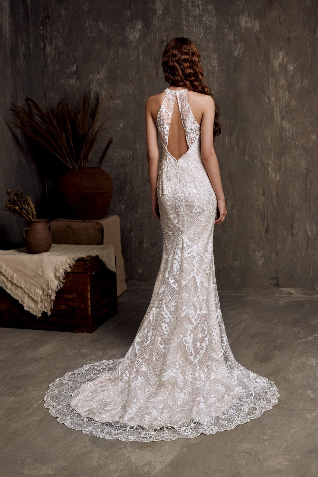 Peri - Sample Gown, Online Sample Sale, Chic Nostalgia - Sample Gown - Eternal Bridal