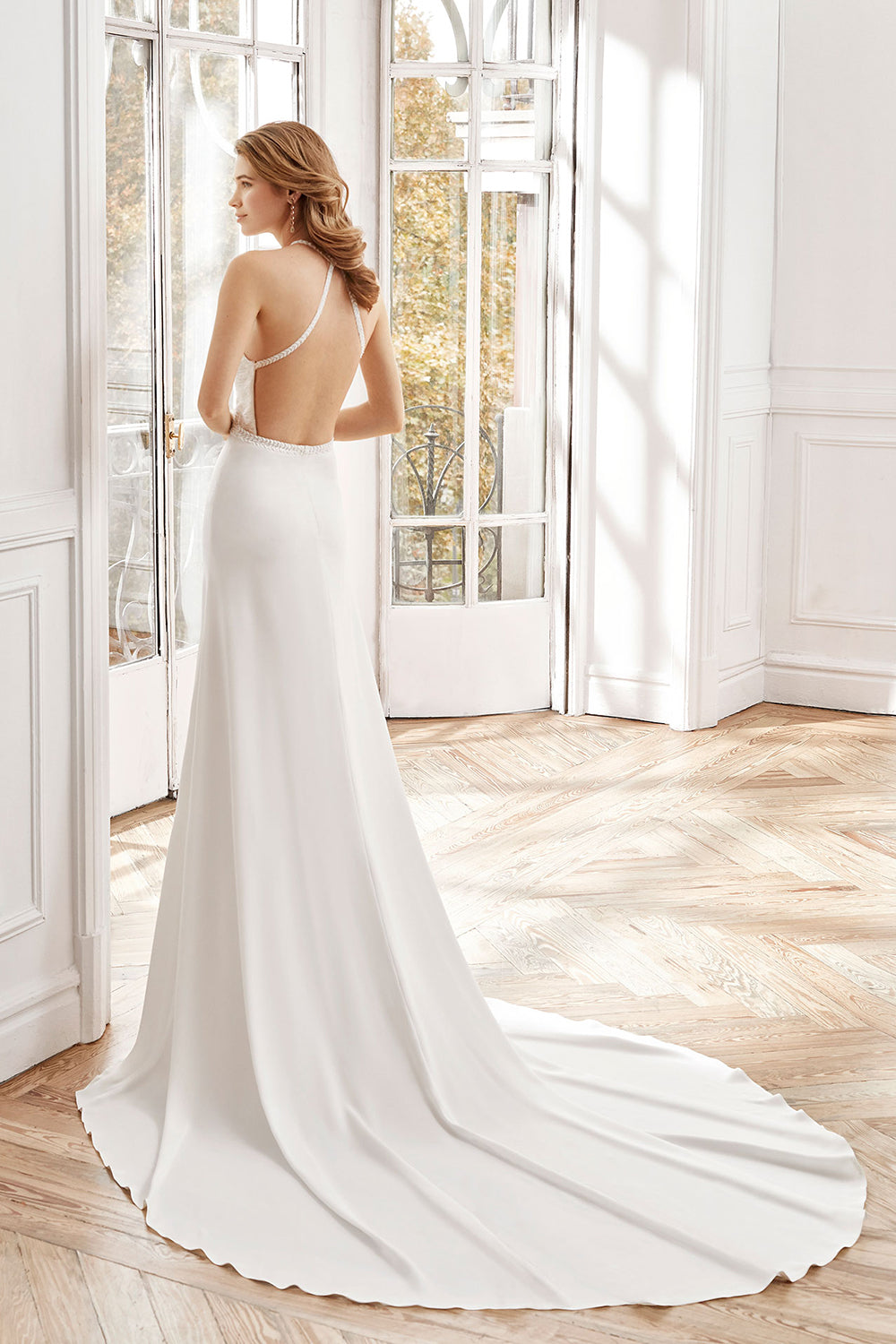 Nayeli, Gown, Aire Barcelona - Eternal Bridal