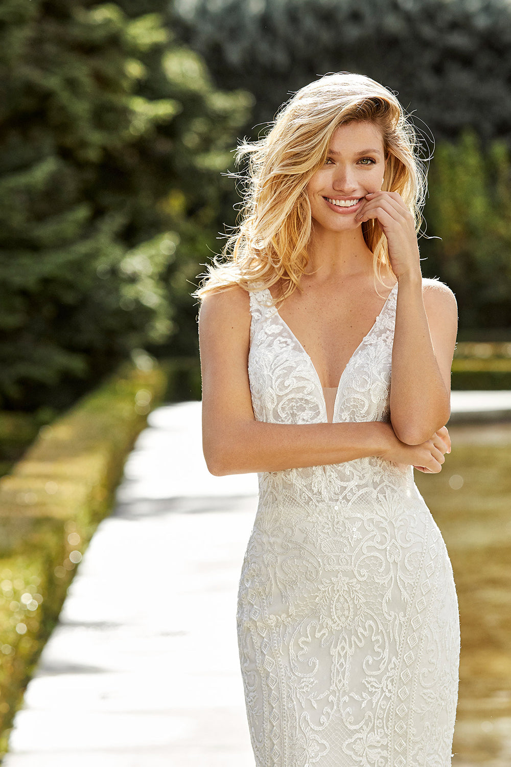 Nesa - New, Gown, Aire Barcelona - Eternal Bridal