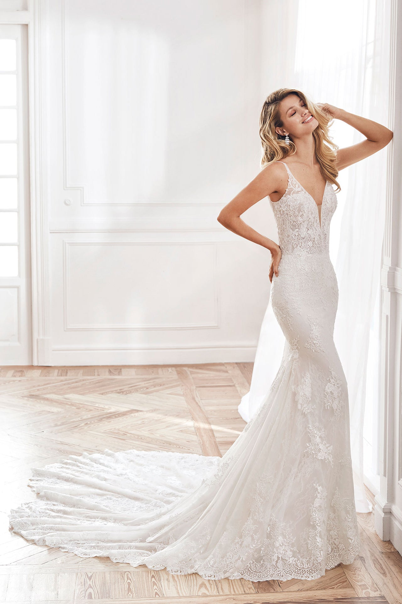 Neyen - New, Gown, Aire Barcelona - Eternal Bridal