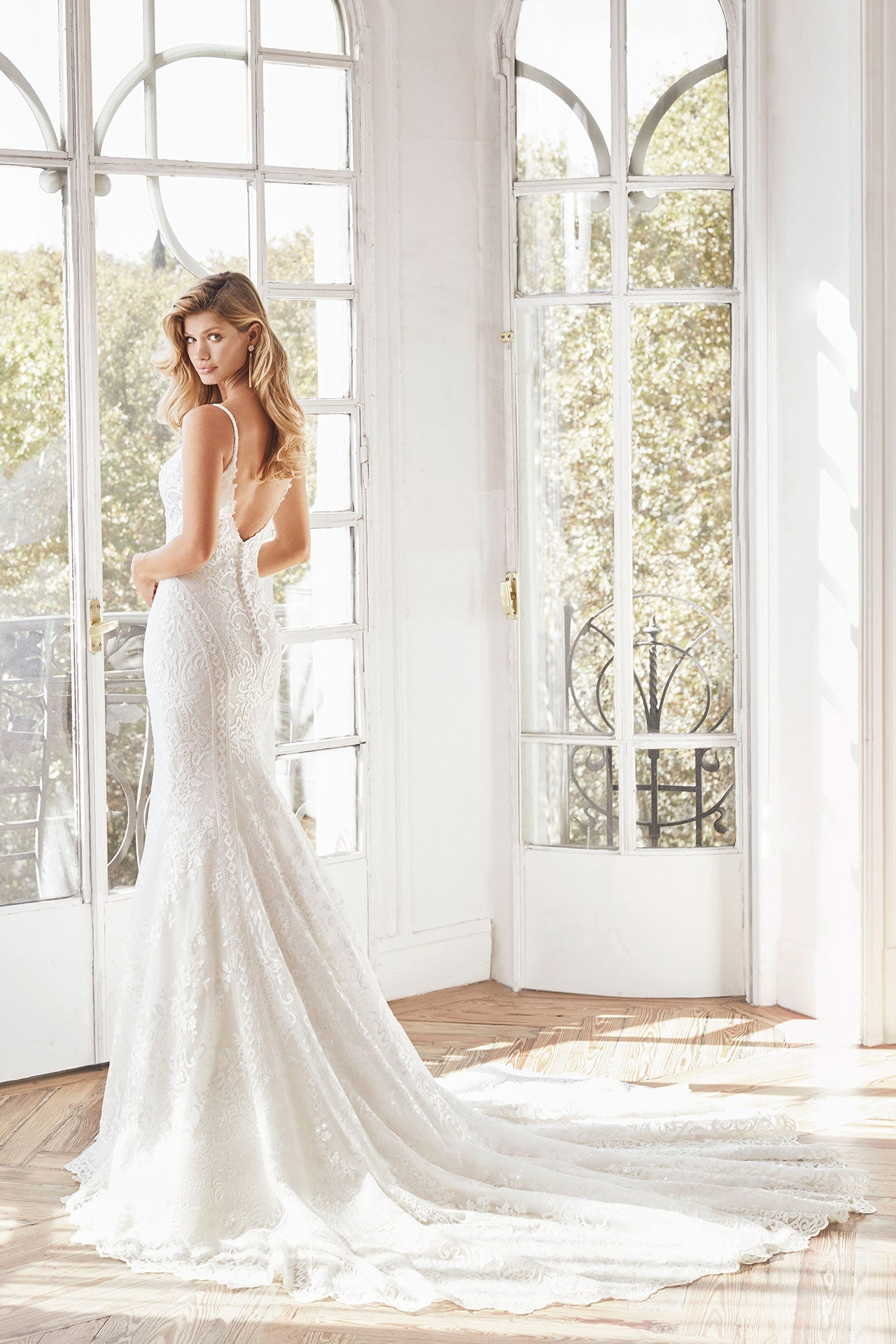 Nezca - Coming Soon, Gown, Aire Barcelona - Eternal Bridal