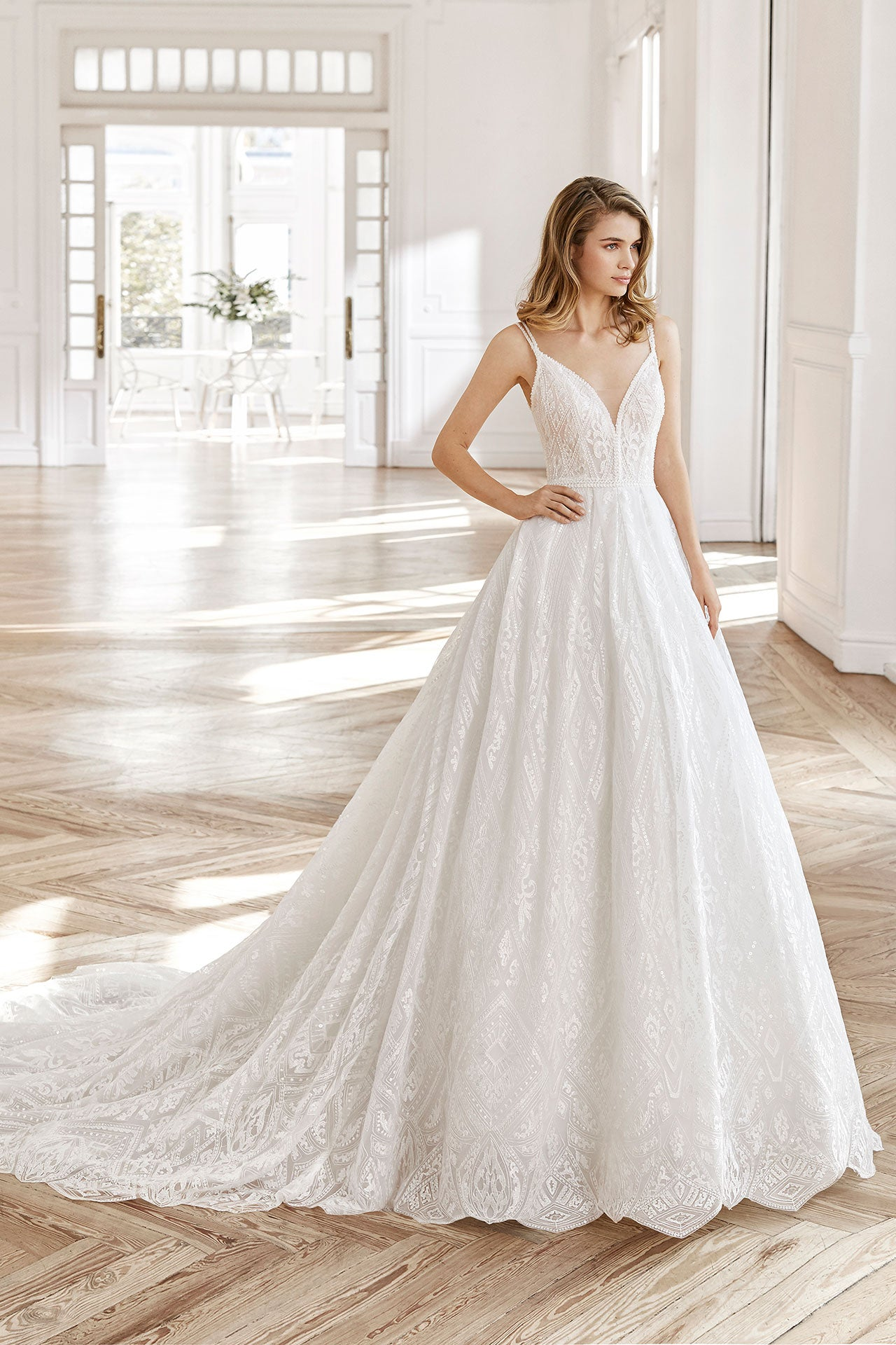 Niord - New, Gown, Aire Barcelona - Eternal Bridal