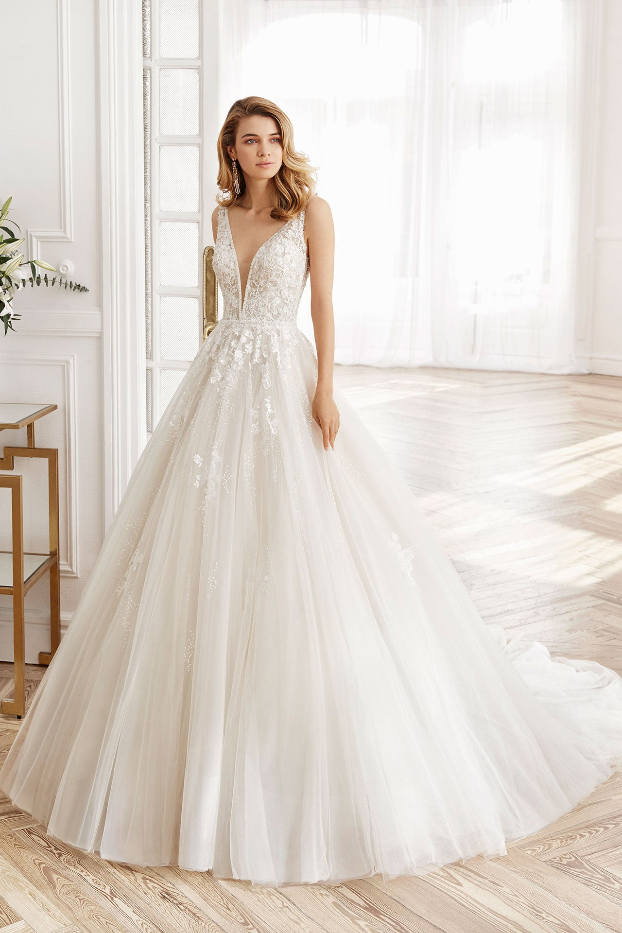 Noba - New, Gown, Aire Barcelona - Eternal Bridal
