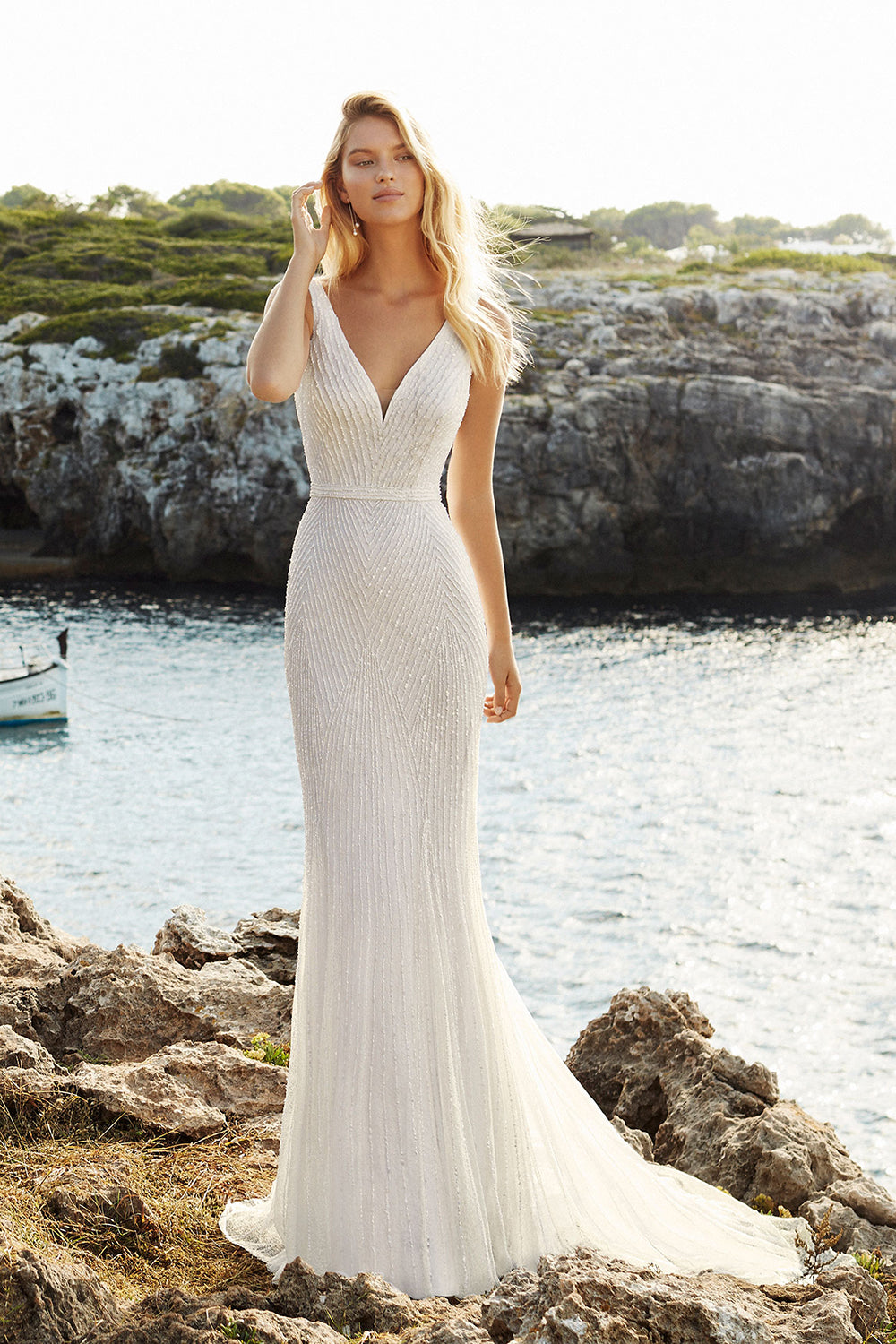 Quiro - New, Gown, Aire Barcelona - Eternal Bridal