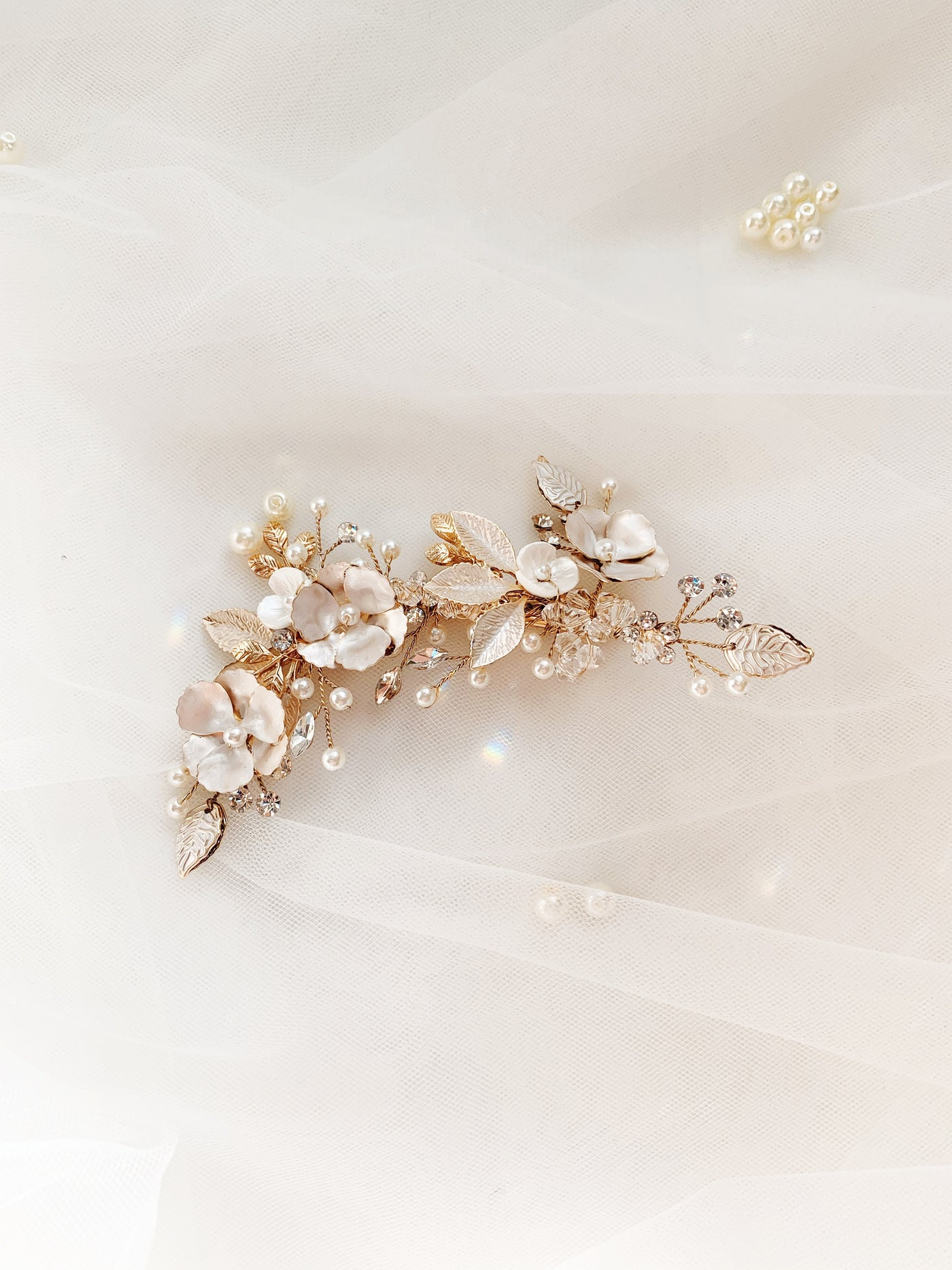 Layla Comb, Headpiece, Eternal Bridal - Eternal Bridal