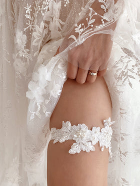 Esther, Garter, Eternal Bridal - Eternal Bridal