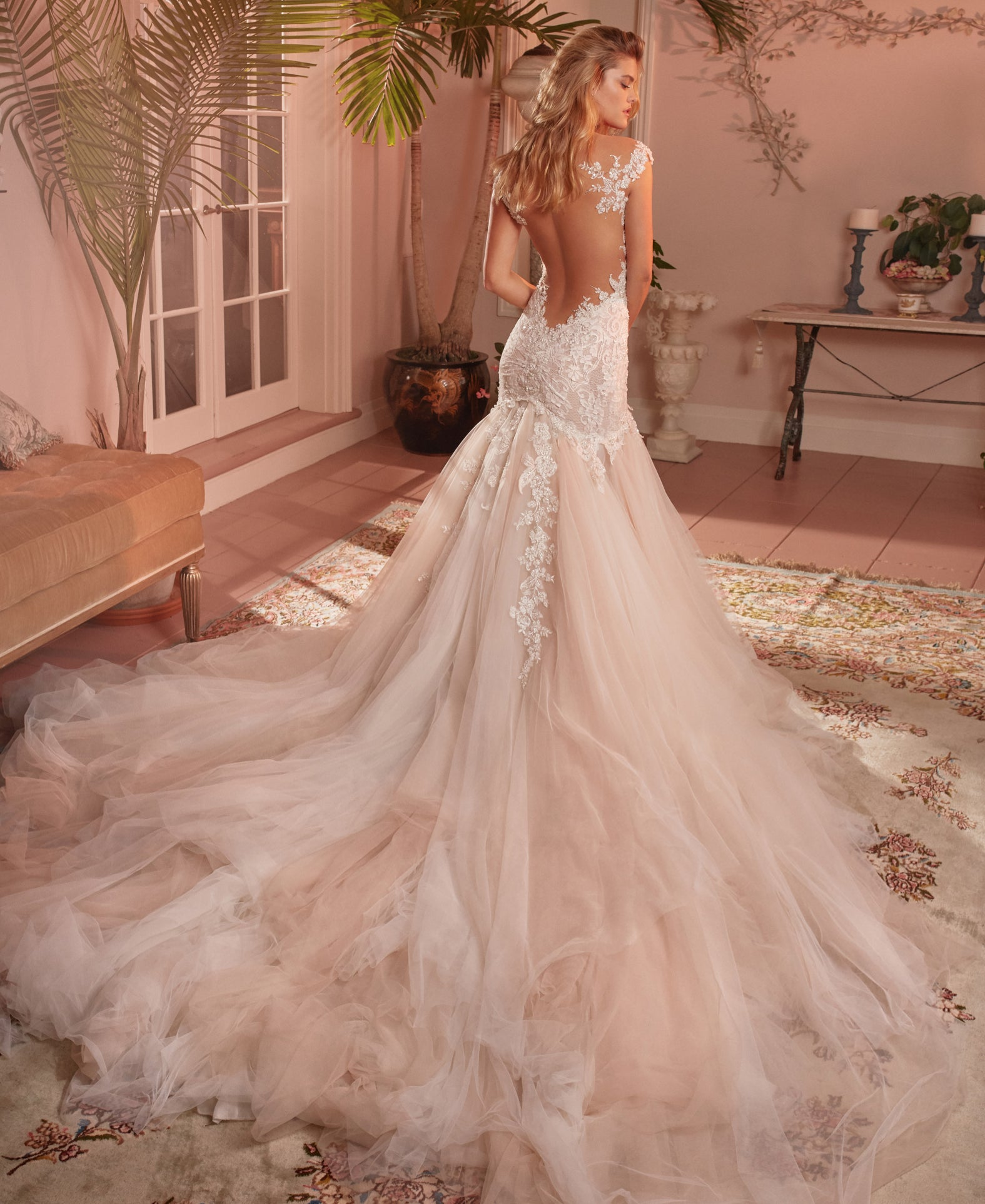 Allegra - Galia Lahav Haute Couture Wedding Gown – Eternal Bridal