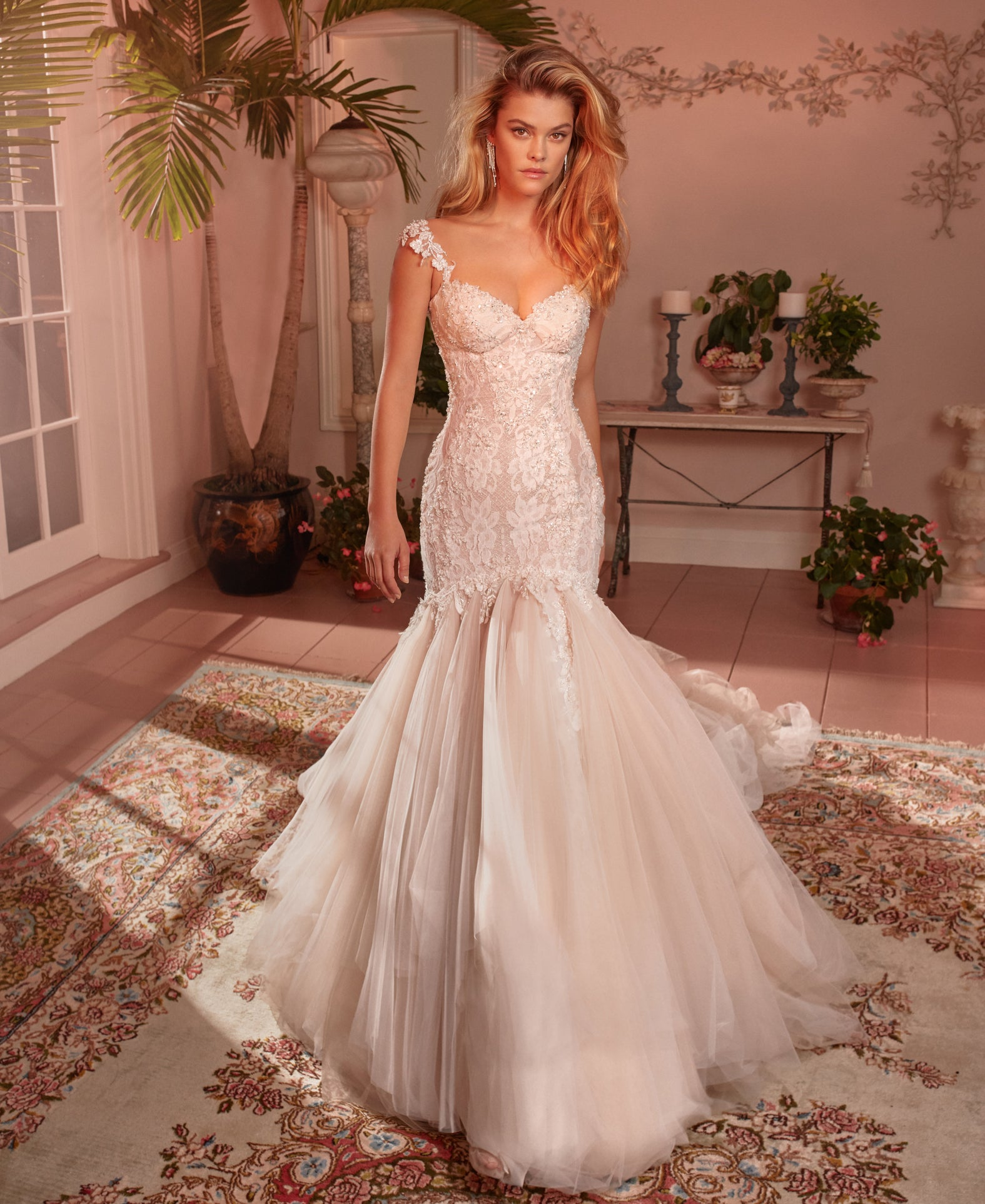Haute Couture Wedding Gown: Galia Lahav Haute Couture Wedding Gown