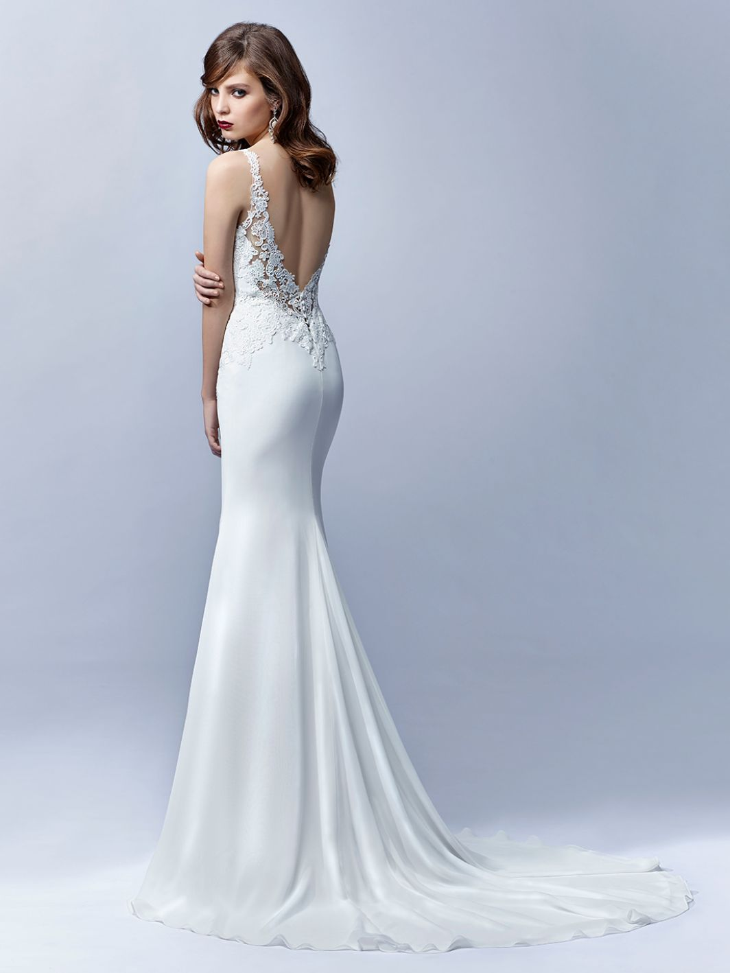 BT17-04 - Sample Gown, Online Sample Sale, Beautiful by Enzoani - Sample Gown - Eternal Bridal