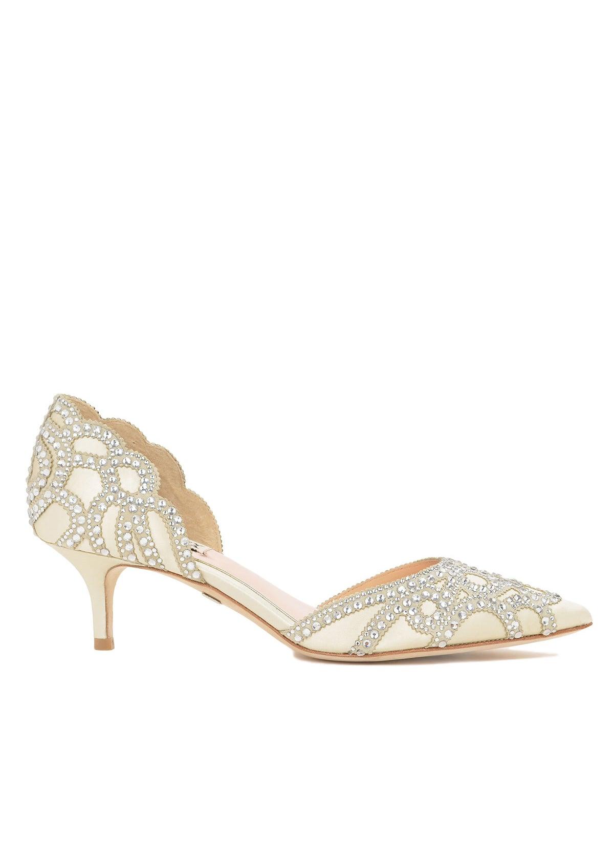 Ginny, Shoes, Badgley Mischka - Eternal Bridal