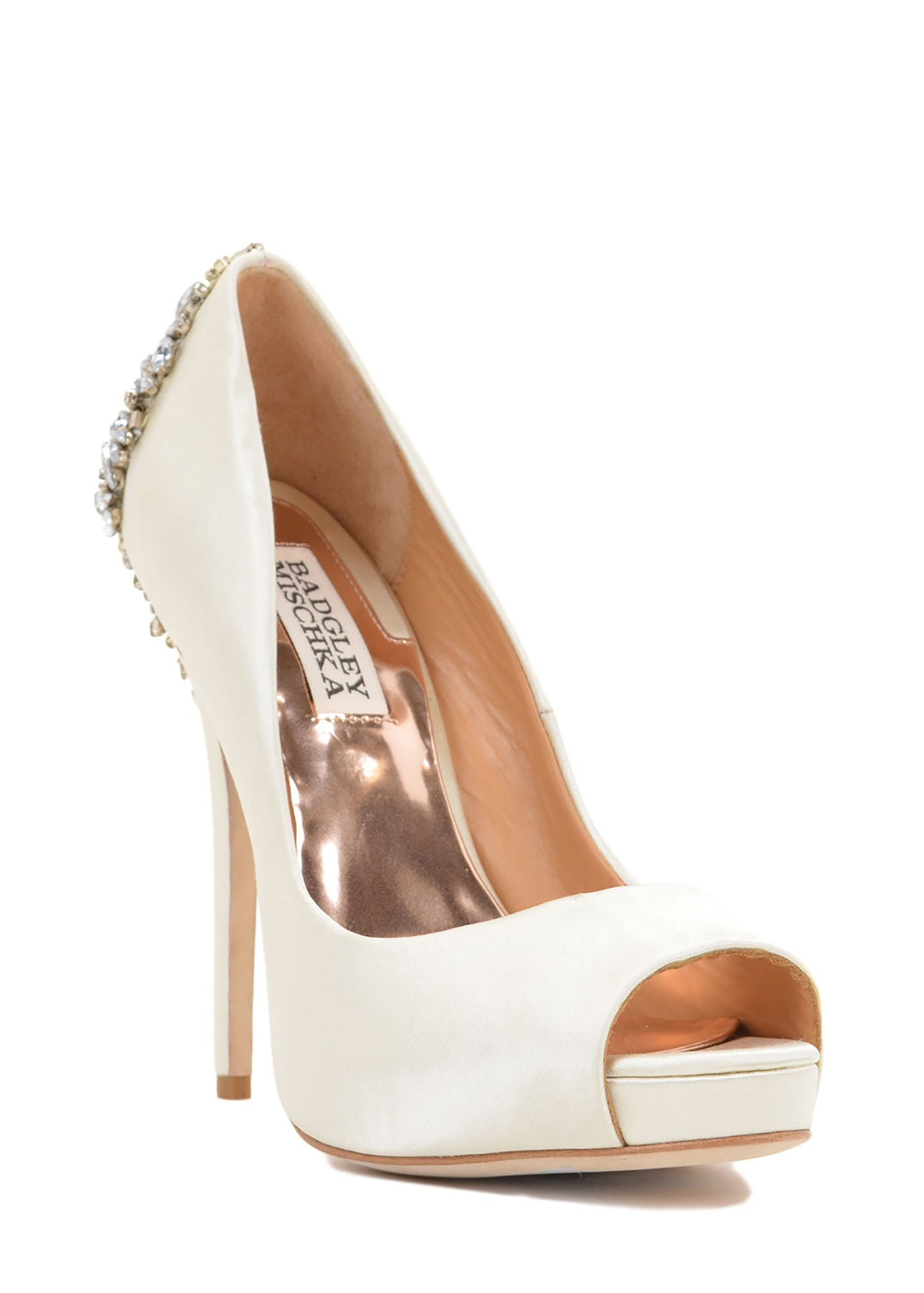 Kiara - Shoes - Badgley Mischka - Eternal Bridal