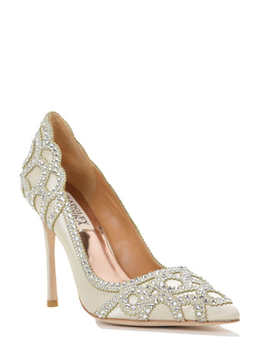 Rouge - Shoes - Badgley Mischka - Eternal Bridal