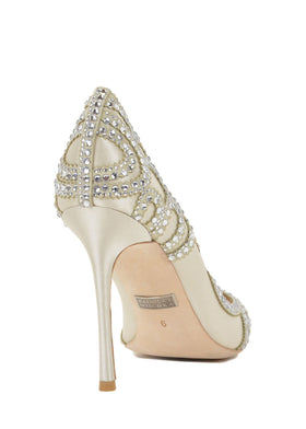 Rouge, Shoes, Badgley Mischka - Eternal Bridal