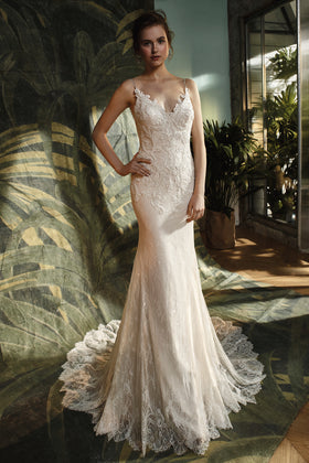 Kami, Gown, Blue by Enzoani - Eternal Bridal