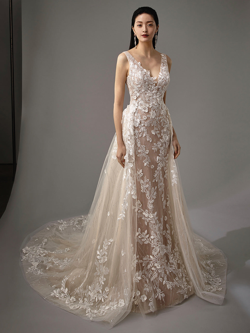 Mai - Coming Soon, Gown, Blue by Enzoani - Eternal Bridal