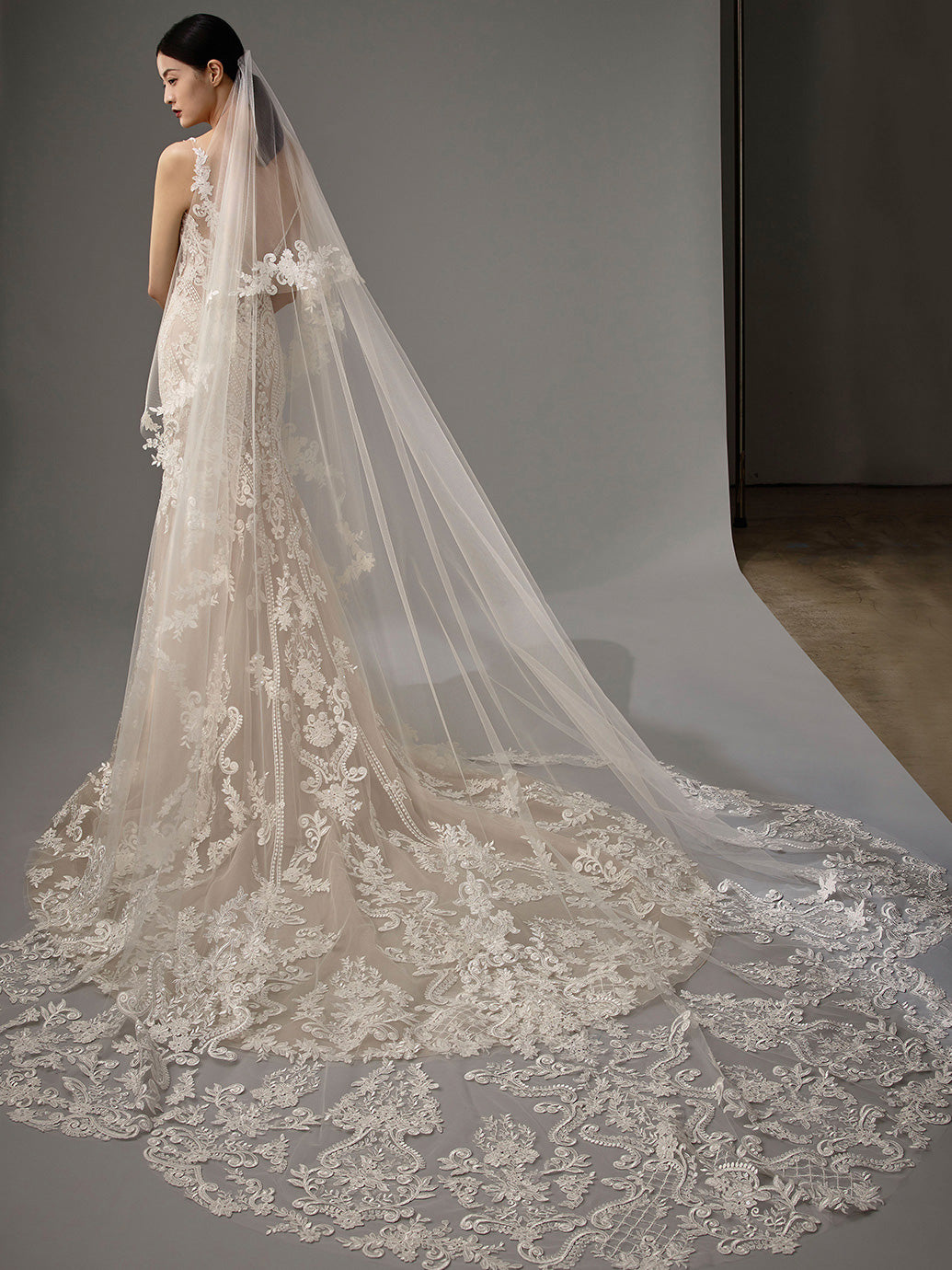 Marianna - New, Gown, Blue by Enzoani - Eternal Bridal
