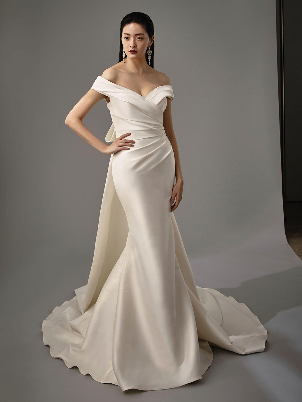 Marla - New, Gown, Blue by Enzoani - Eternal Bridal