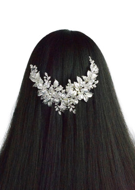 Heavenly Comb, Headpiece, Eternal Bridal - Eternal Bridal