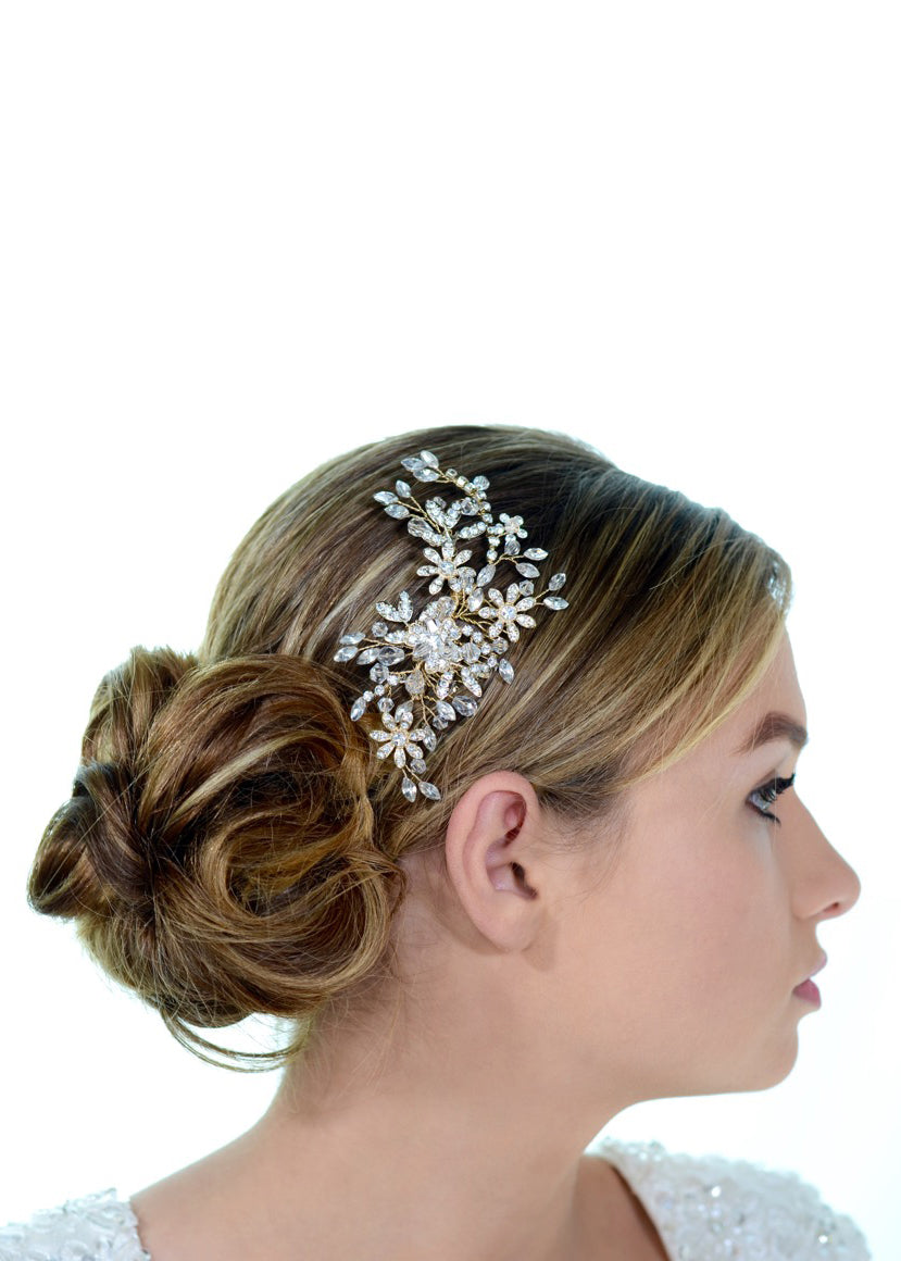 Breath Of Life Comb, Headpiece, Eternal Bridal - Eternal Bridal