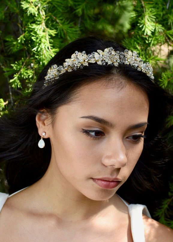 Joy Crown, Headpiece, Eternal Bridal - Eternal Bridal