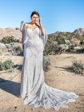 Dessie - Sample Gown, Online Sample Sale, Chic Nostalgia - Sample Gown - Eternal Bridal
