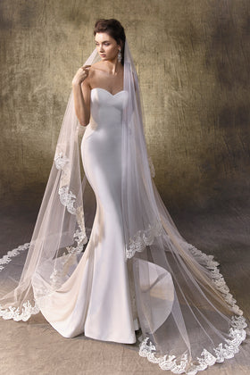 Logan, Gown, Enzoani - Eternal Bridal
