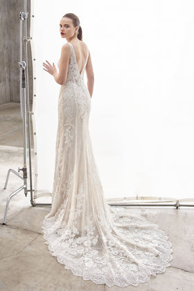 Nancie, Gown, Enzoani - Eternal Bridal