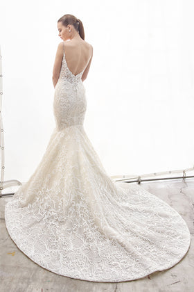 Natalia, Gown, Enzoani - Eternal Bridal