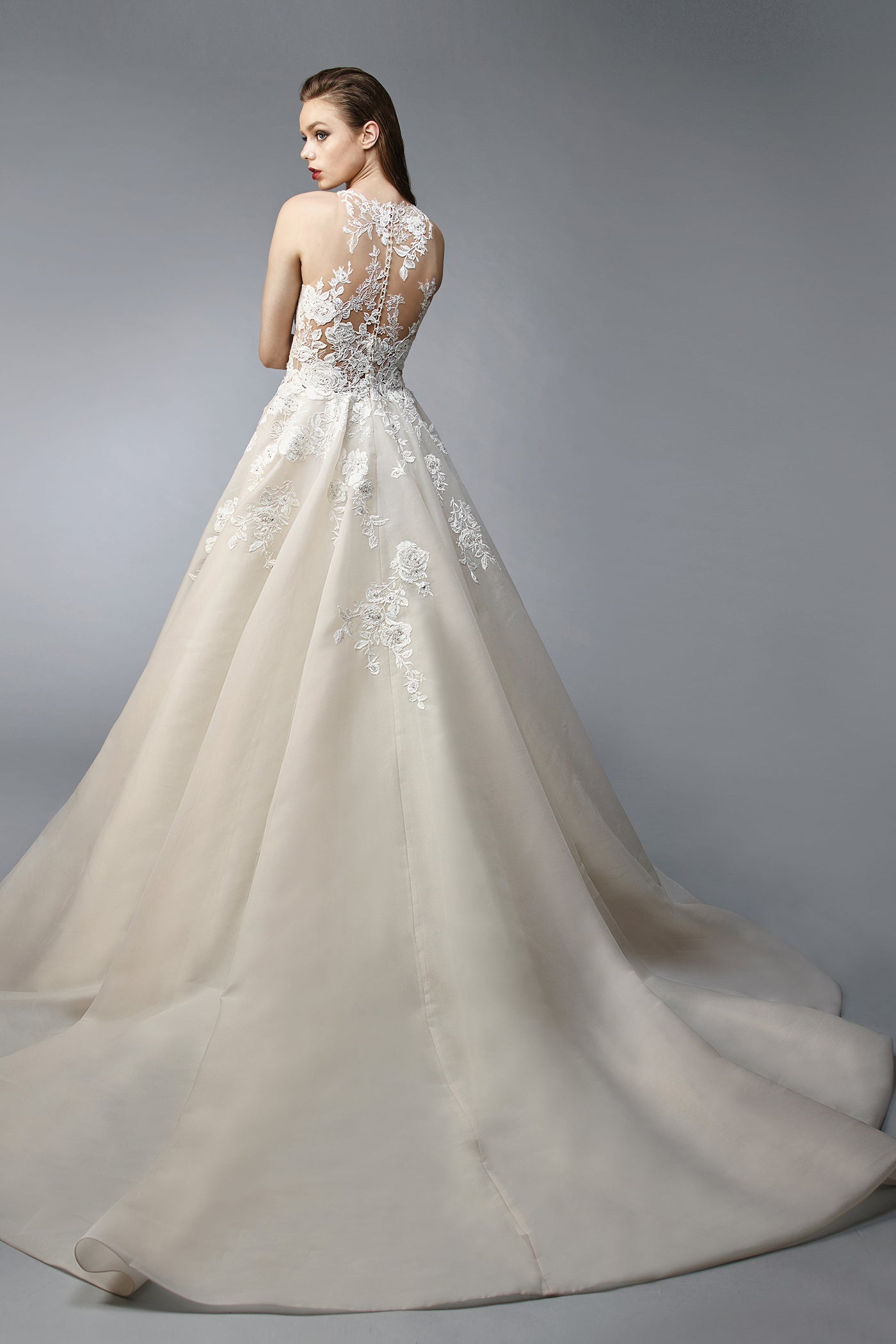 Nikola, Gown, Enzoani - Eternal Bridal