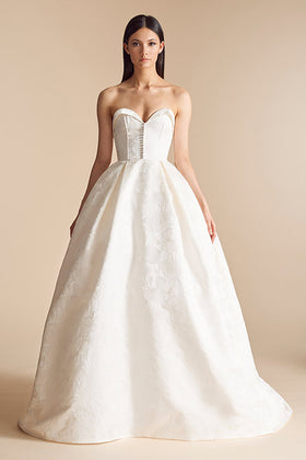 Clara  - Sample Gown, Online Sample Sale, Allison Webb - Sample Gown - Eternal Bridal