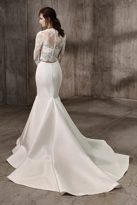 Ashton Bodice, Gown, Badgley Mischka Bride - Eternal Bridal