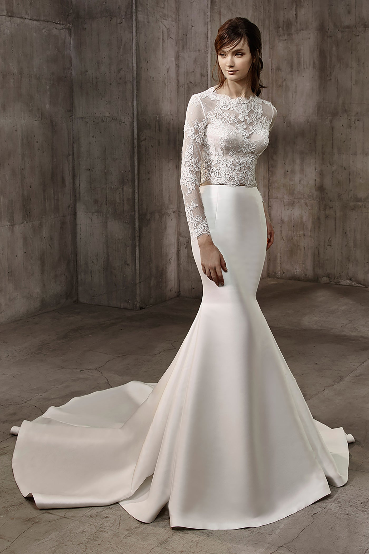 Ashton Bodice - Gown - Badgley Mischka Bride - Eternal Bridal