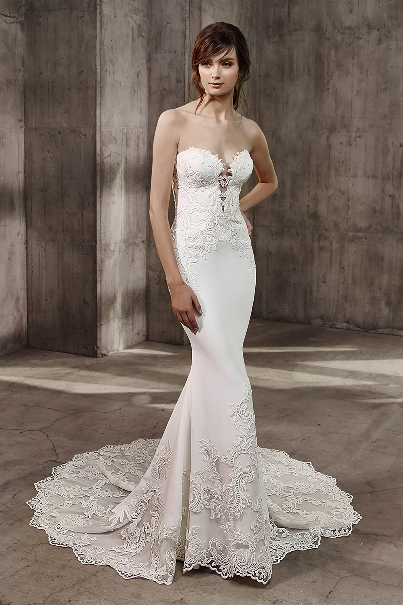 Autumn - Gown - Badgley Mischka Bride - Eternal Bridal