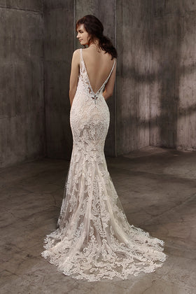 Aubree - Gown - Badgley Mischka Bride - Eternal Bridal
