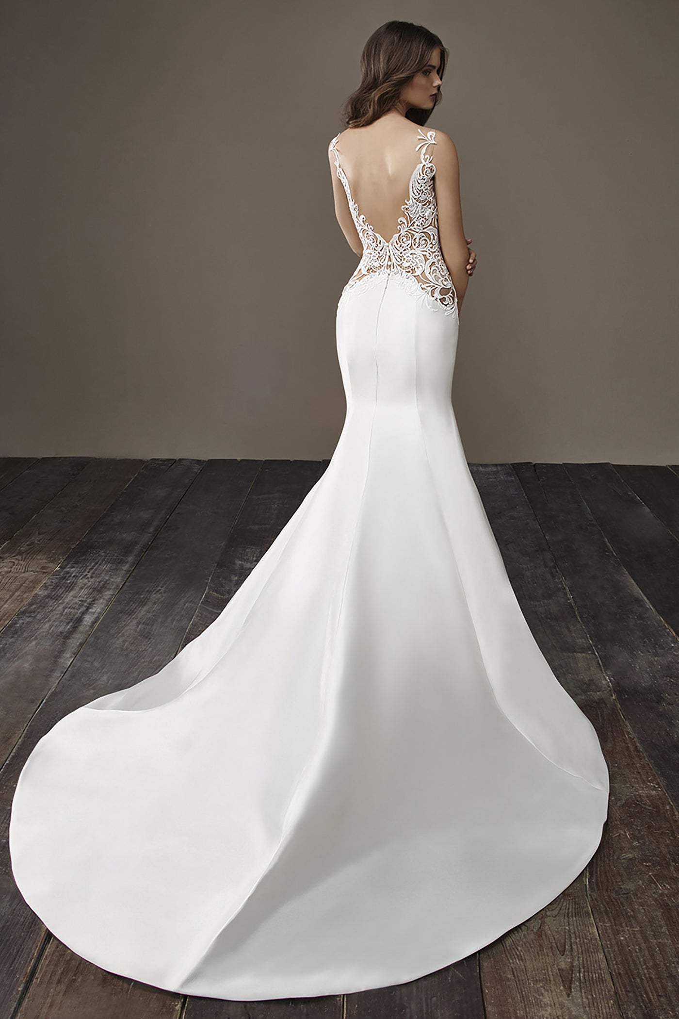 Beth, Gown, Badgley Mischka Bride - Eternal Bridal