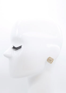 Zoe Orange - Last Pair, Jewellery, Eternal Bridal - Eternal Bridal