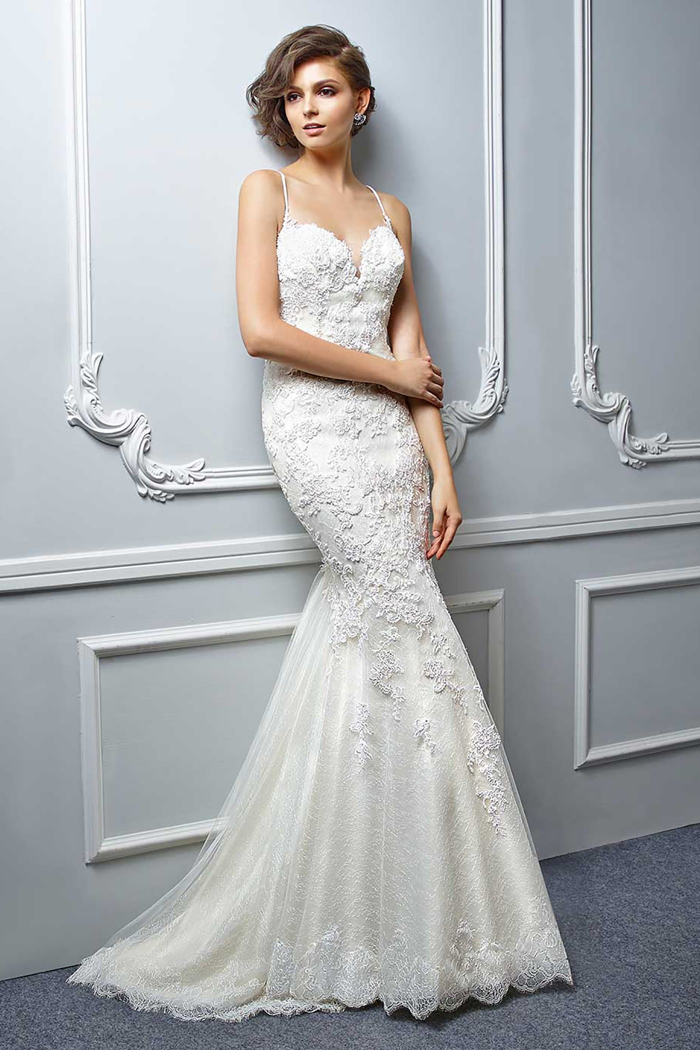 Stevie, Gown, Beautiful by Enzoani - Eternal Bridal