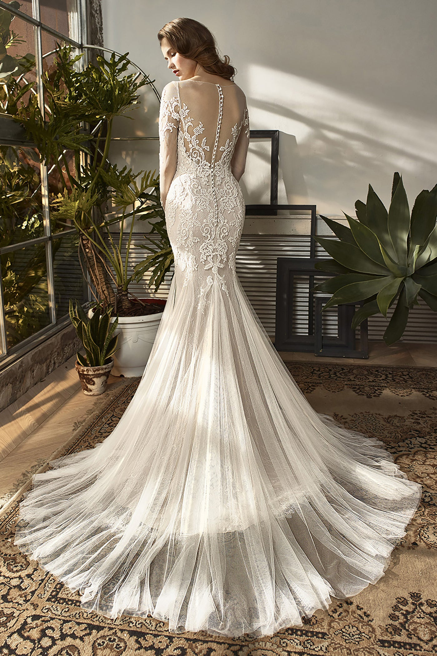 Solstice, Gown, Beautiful by Enzoani - Eternal Bridal