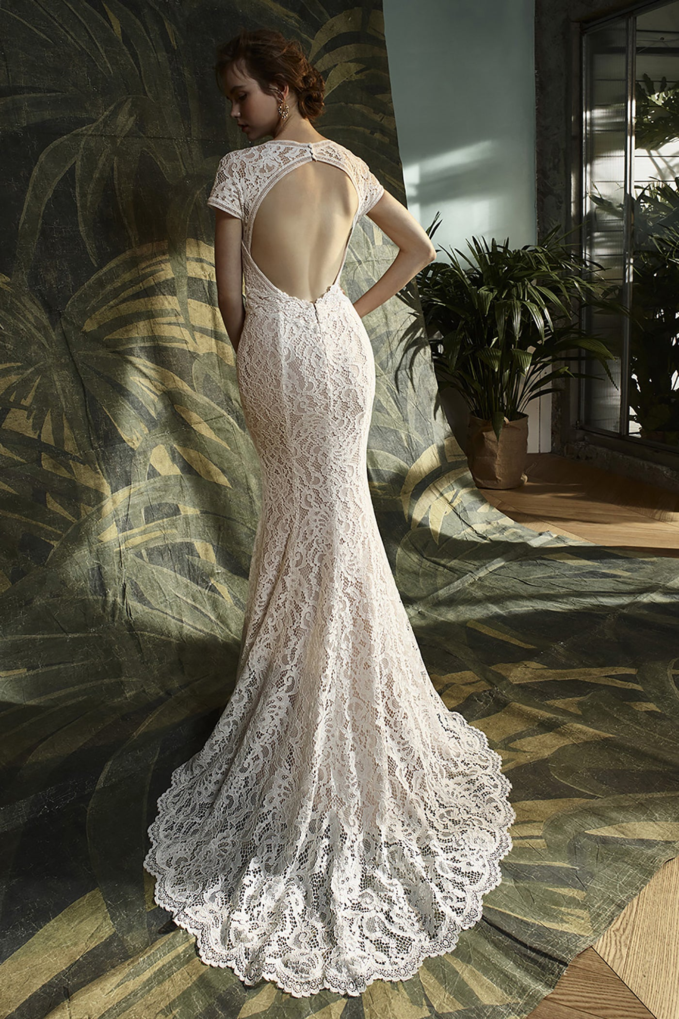 Keaton - Gown - Blue By Enzoani - Eternal Bridal
