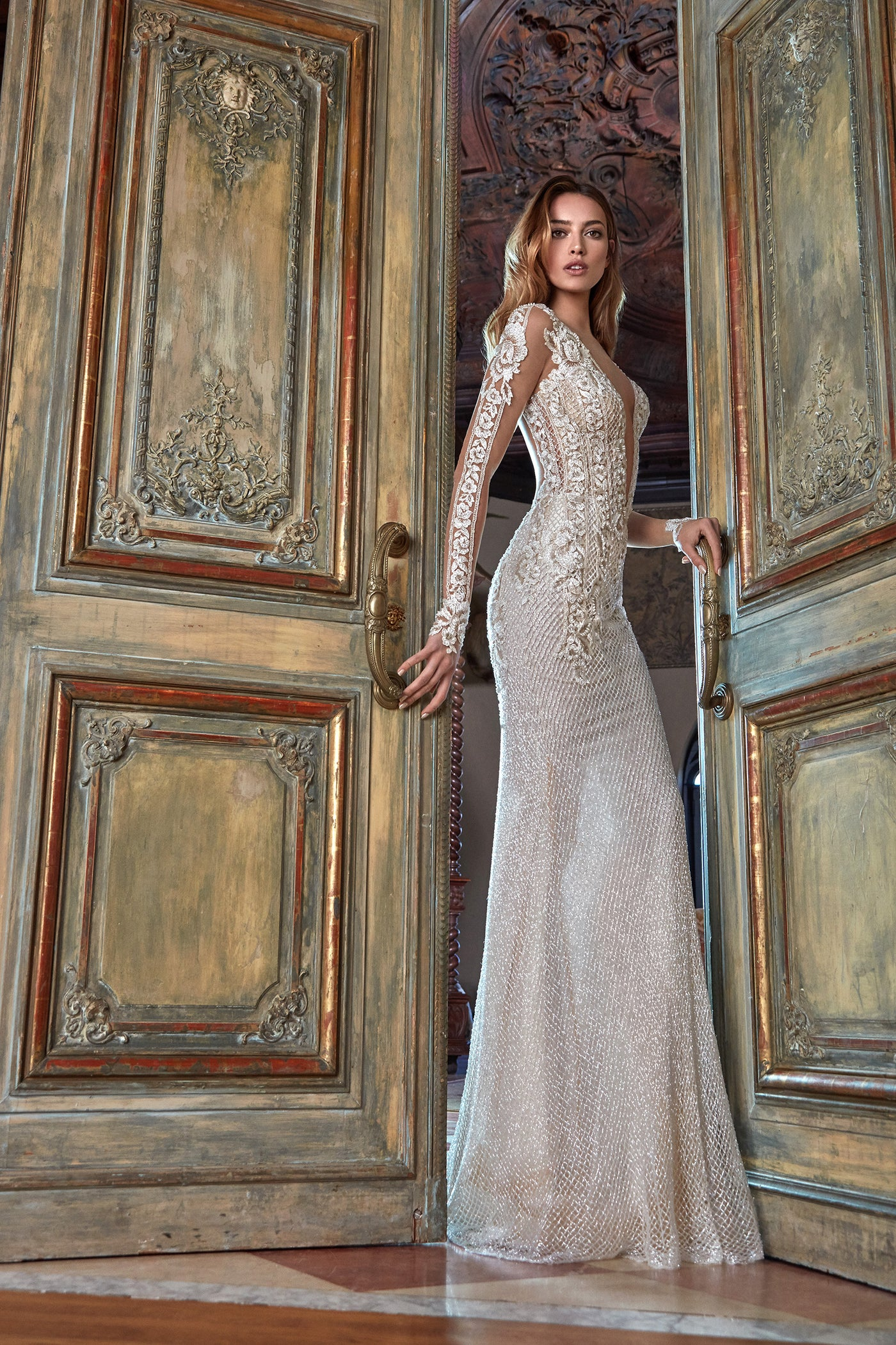 Bella, Gown, Galia Lahav Haute Couture - Eternal Bridal