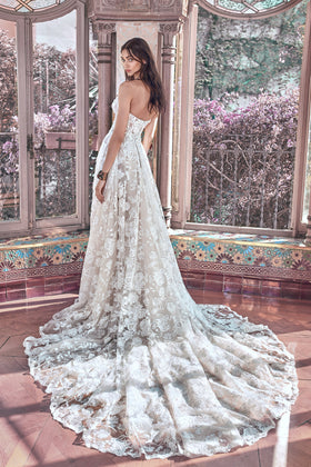 Georgia, Gown, Galia Lahav Haute Couture - Eternal Bridal