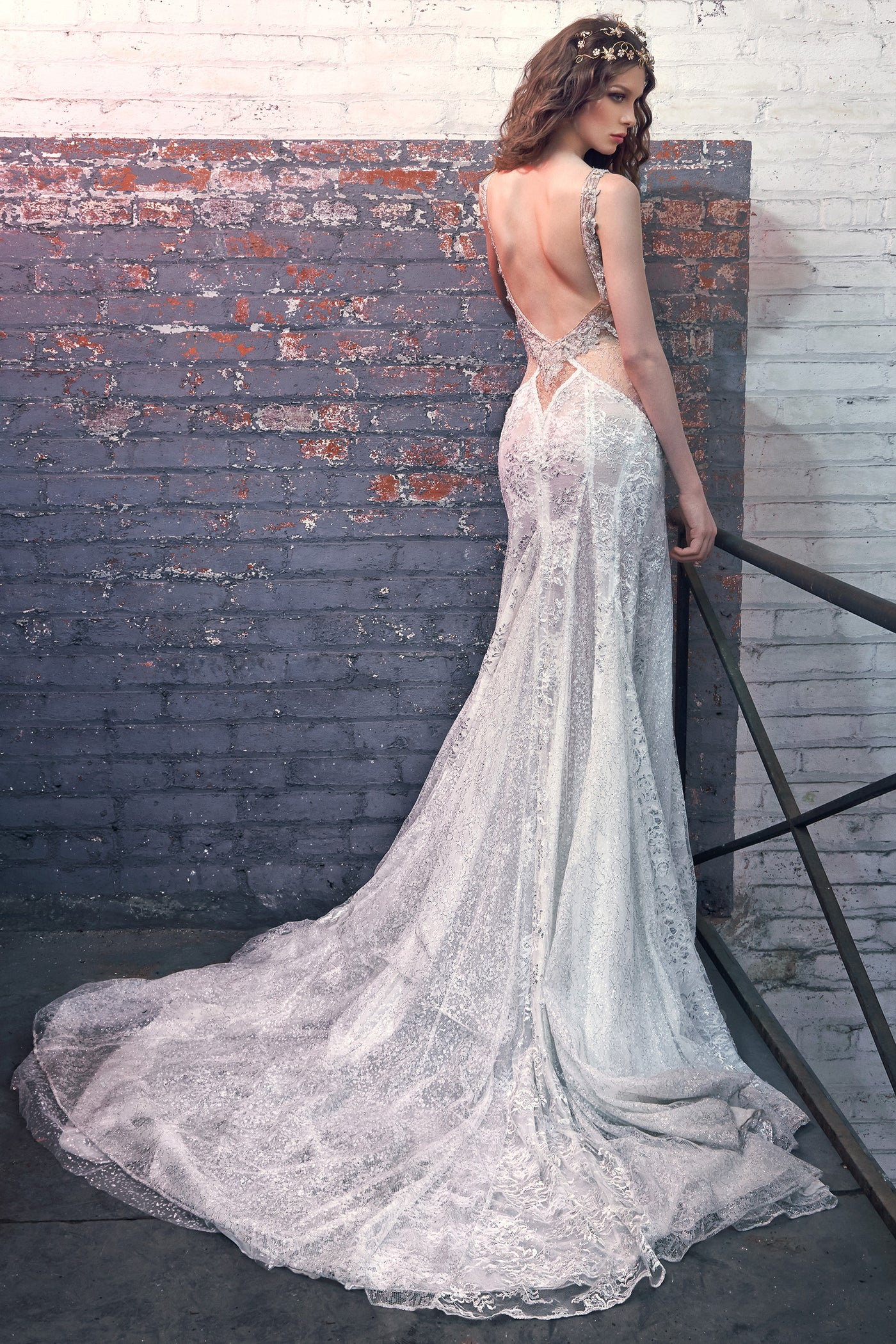 Jade, Gown, Galia Lahav Haute Couture - Eternal Bridal
