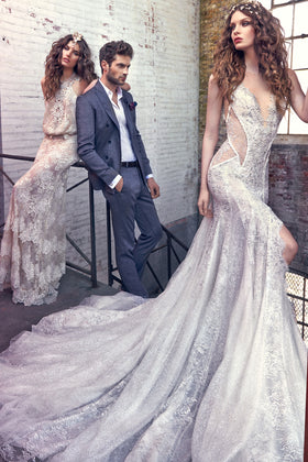 Jade - Gown - Galia Lahav Haute Couture - Eternal Bridal