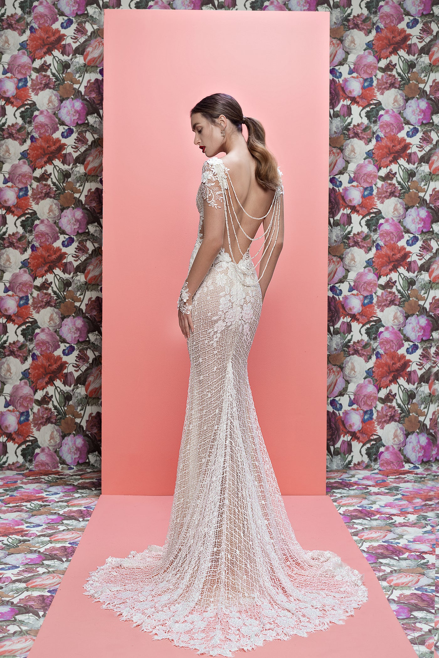Rhiannon, Gown, Galia Lahav Haute Couture - Eternal Bridal