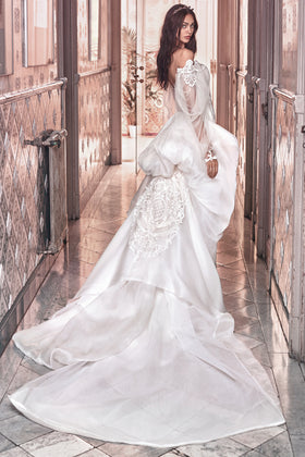 Thelma, Gown, Galia Lahav Haute Couture - Eternal Bridal