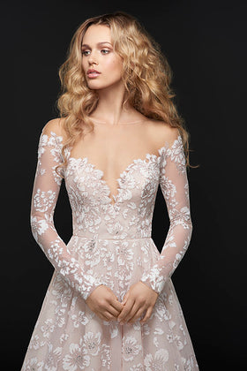 Stevie, Gown, Hayley Paige - Eternal Bridal