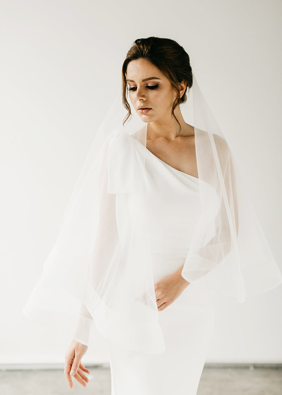 Londyn Plain Veil, Veils, Eternal Bridal - Eternal Bridal