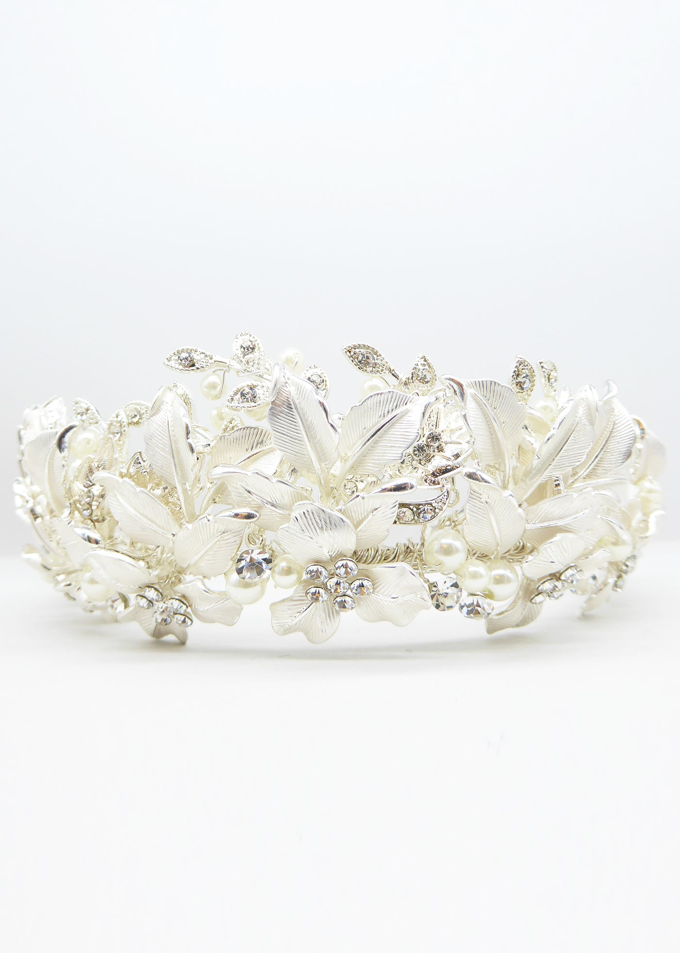 Secret Garden Crown - Headpiece - Eternal Bridal - Eternal Bridal