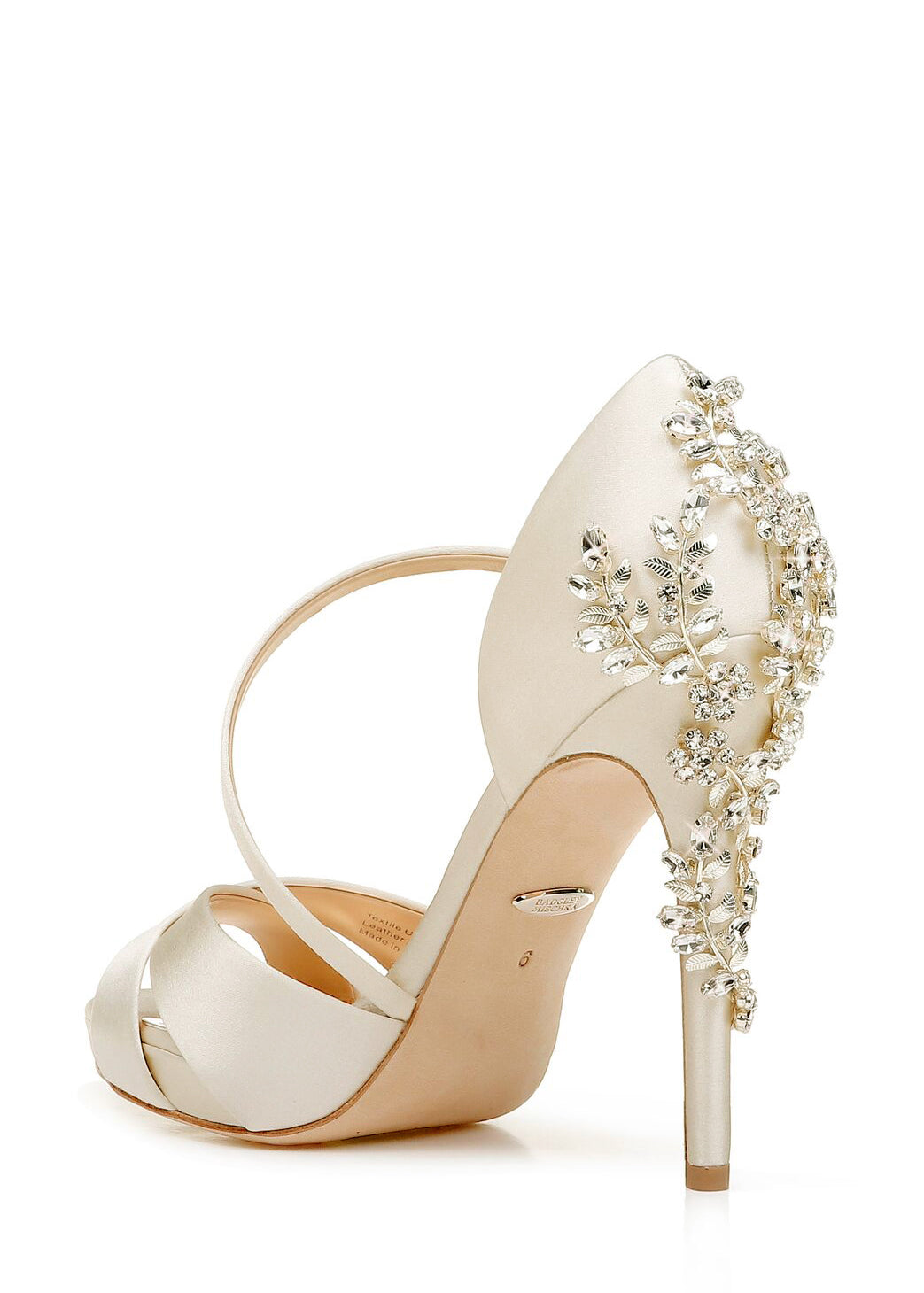 8dc5177a97a Badgley Mischka Wedding Shoes - Eternal Bridal