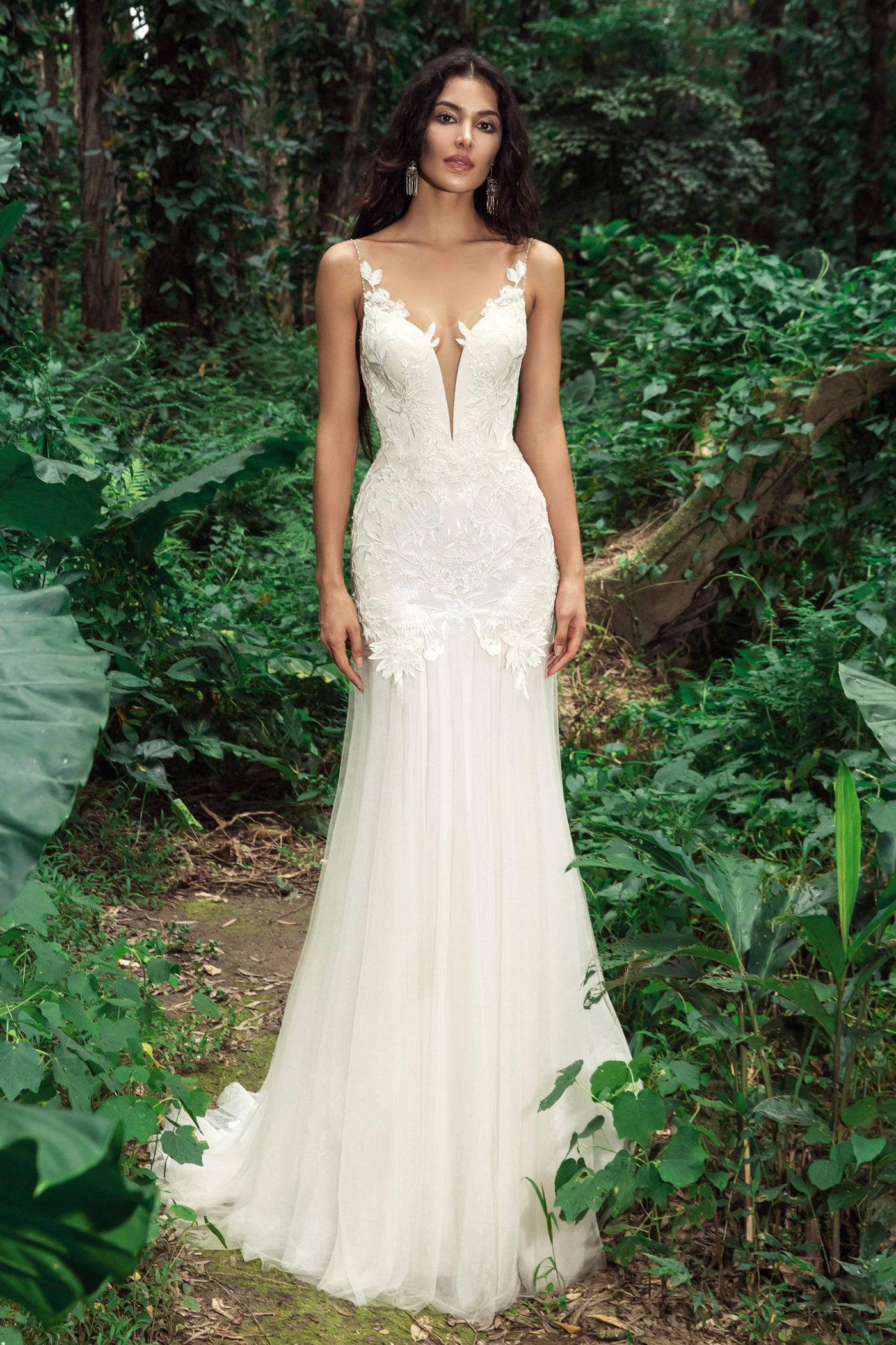 Fauna, Gown, Chic Nostalgia - Eternal Bridal
